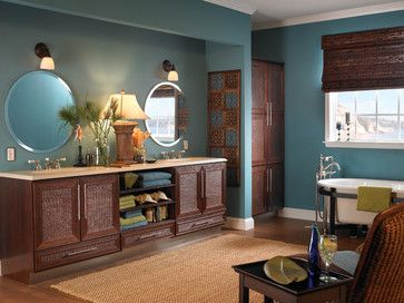Tommy Bahama Tropical Bathroom And Furniture Design On