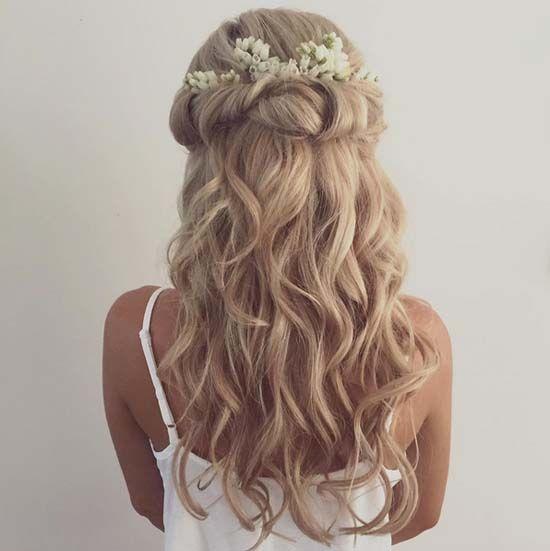 Wedding Hairstyle On Pinterest: 566 Best Wedding Hair Images On Pinterest