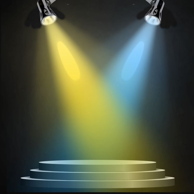 Colorful Light Stage Light Spot Light Light Effects Colorful Light Surface Spotlihgt Scen Light Background Images Green Screen Video Backgrounds Stage Lighting