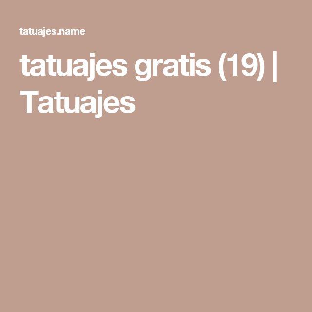 tatuajes gratis (19) | Tatuajes