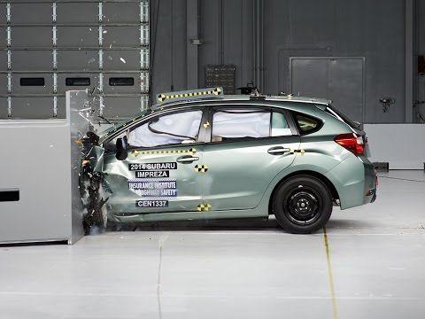 Subaru Impreza 2015 получил высшую оценку безопасности Топ плюс от IIHS [Видео] | Новости автомира на dealerON.ru