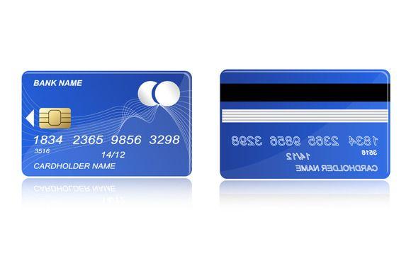 Bank card @creativework247