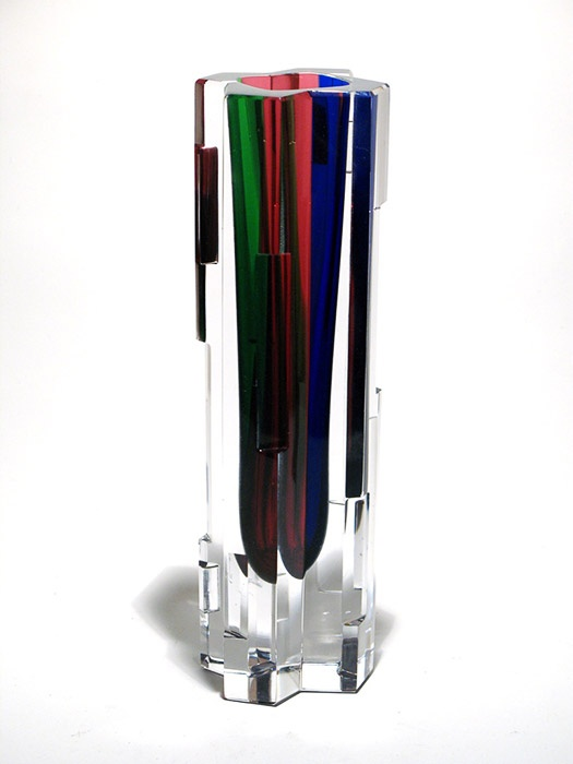 Helena Tynell, Northen lights vase, 1959