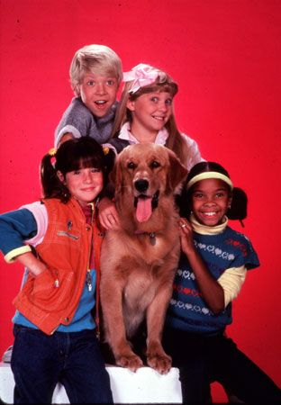 Cast of Punky Brewster