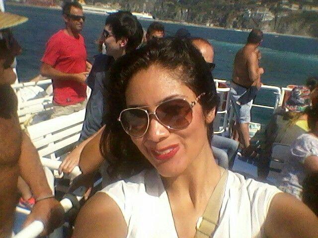 Boat ride!!