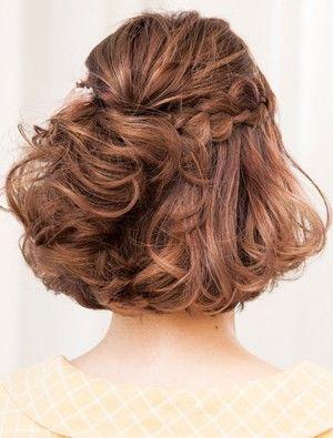 [ショートヘア女子のために♪] 不器用さんでもできる!?ショートへアアレンジ☆の7枚目の写真   マシマロ