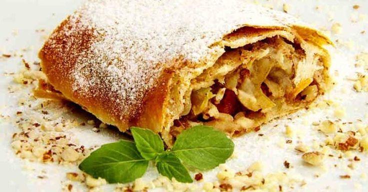 Рижский яблочный пирог. Как штрудель, только быстрее! — I Love Hobby — Лучшие мастер-классы со всего мира!