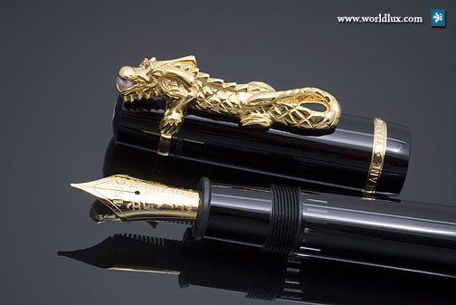 Mont Blanc Dragon pen