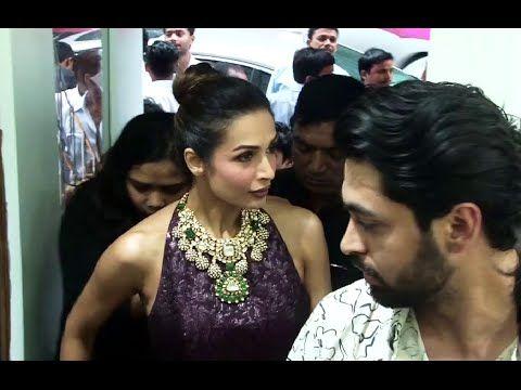 Salman Khan's sister in law Malaika Arora at Razwada Jeweles store launch.