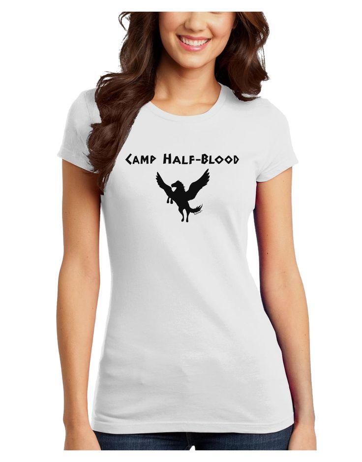 Pegasus Camp Half-Blood Juniors T-Shirt