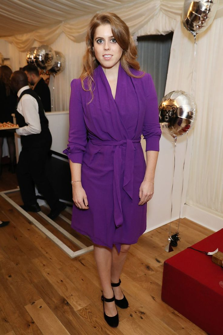 HRH Princess Beatrice On Pretzels And Positivity