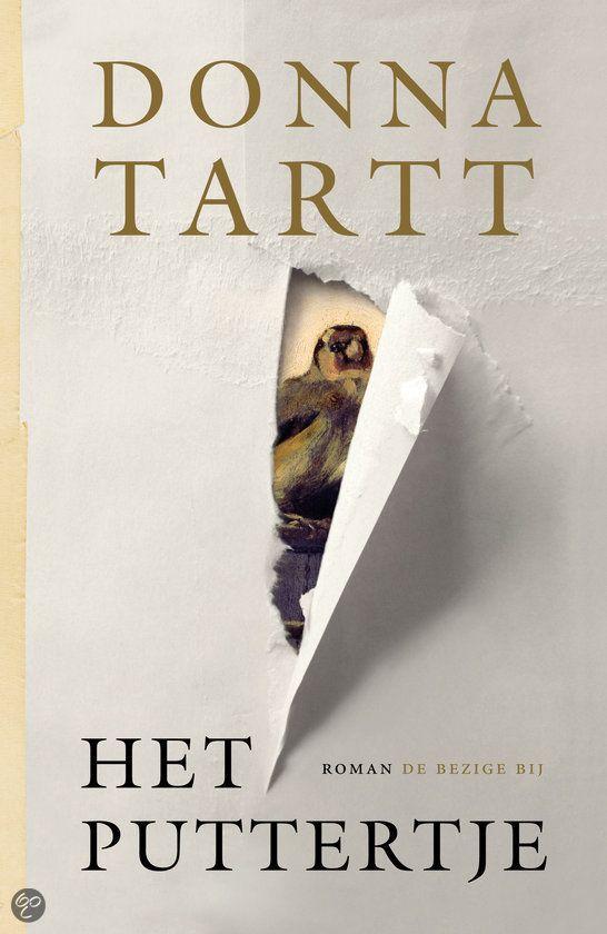 Het Puttertje van Donna Tartt.  Na bezoek aan mauritshuis 5 december 2014 in begonnen en eind januari 2015 helaas al op pagina 925 beland..erg mooi en aangrijpend verhaal over hoe ervaringen in je jeugd je latere leven beïnvloeden