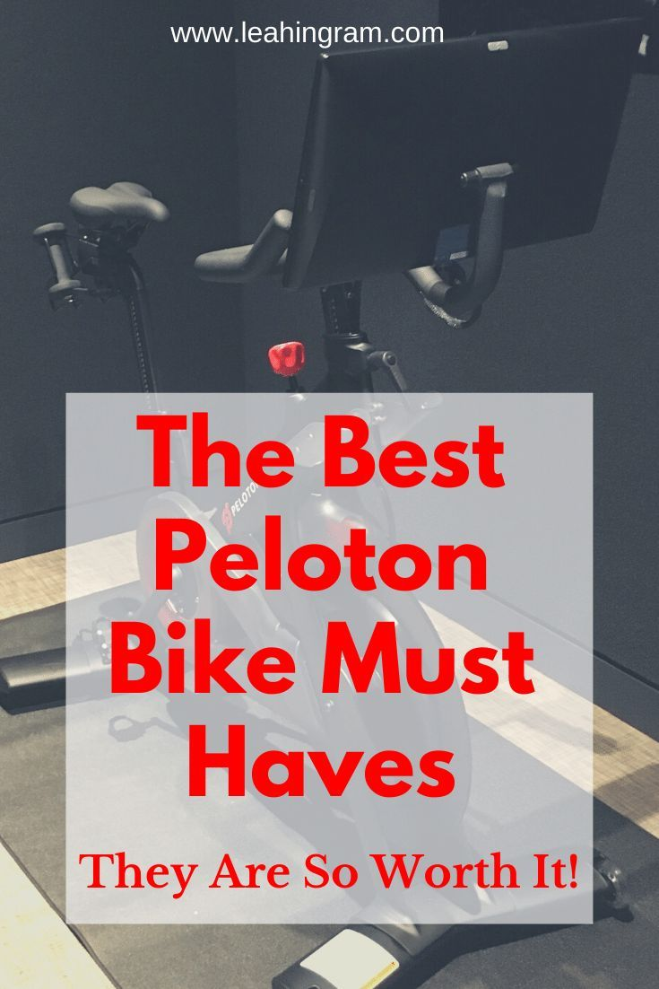 16 Best Peloton Accessories You Must Buy In 2020 Peloton Peloton Bike At Home Gym