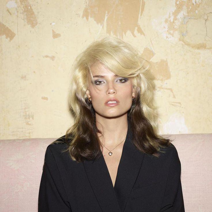 'Ah Deborah' Natasha Poly by Cuneyt Akeroglu for Vogue Turkey October 2014