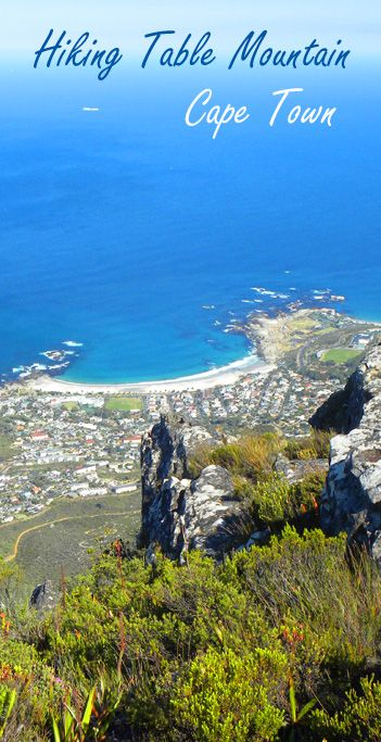 Views on Camps Bay: http://bbqboy.net/hiking-twelve-apostles-table-mountain-cape-town/ #capetown #tablemountain #southafrica