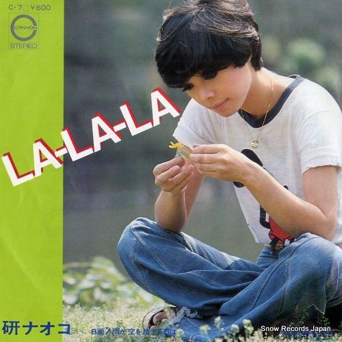 研ナオコ - la-la-la - C-7