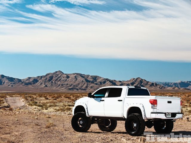 Toyota Tundra - I will have own one of these!!!