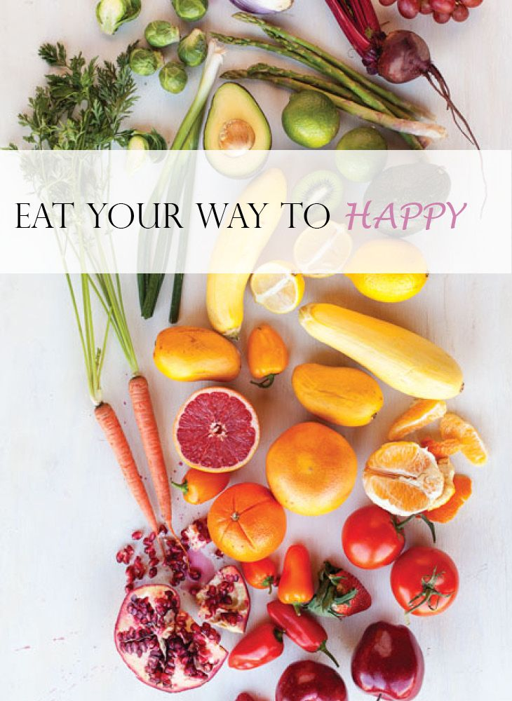 Learn how to enhance the mood-boosting benefits of your yoga practice with the right diet.