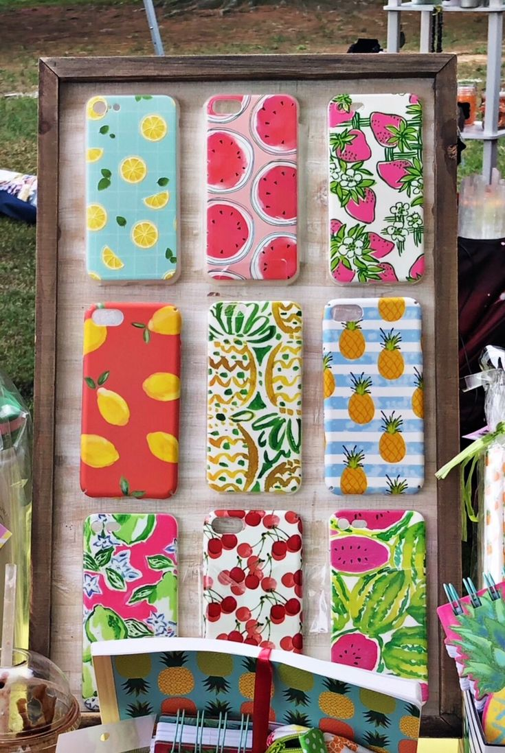 Fruity iPhone cases that makes everyone smile! This is a ...