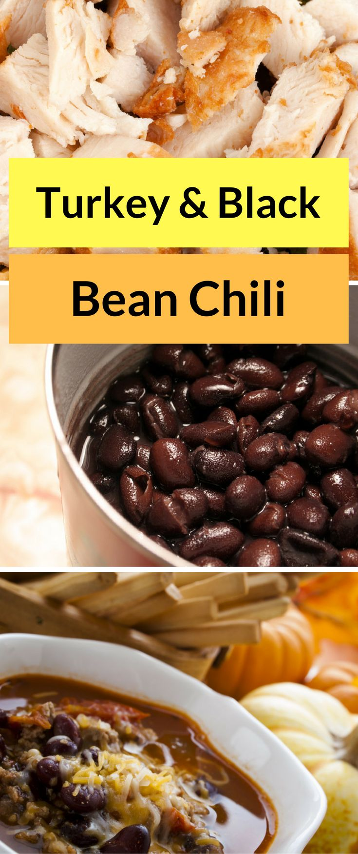Looking for something to do with left-over turkey from Thanksgiving? Check out this Turkey and Black Bean Chili recipe.