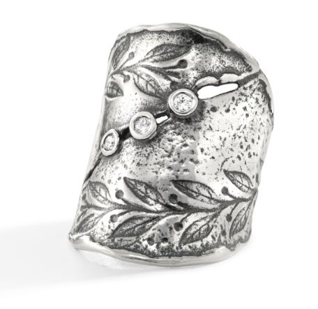 Artisan Silver: #Silpada Nature's Majesty Ring