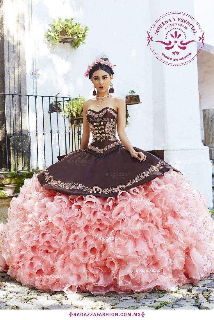 369 best Quinceanera dresses images on Pinterest   Quince dresses ...