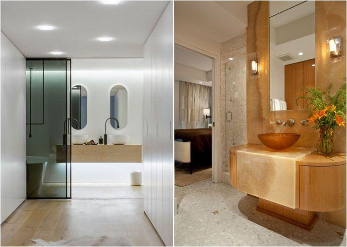ЗЕРКАЛА  стемой контроля. И в ванной, и в кухне проводится много времени, поэтому точно так же стоит применить здесь многоуровневое освещение. Ванная комната должна привлекать мягким и интимным светом, не лишней будет дополнительная подсветка у туалетного столика или тумбочки под умывальник. Для большей динамичности стоит использовать светодиодные лампы – это не только красиво, но и современно, так как с помощью такого освещения можно творить и создавать неповторимые образы в интерьере.