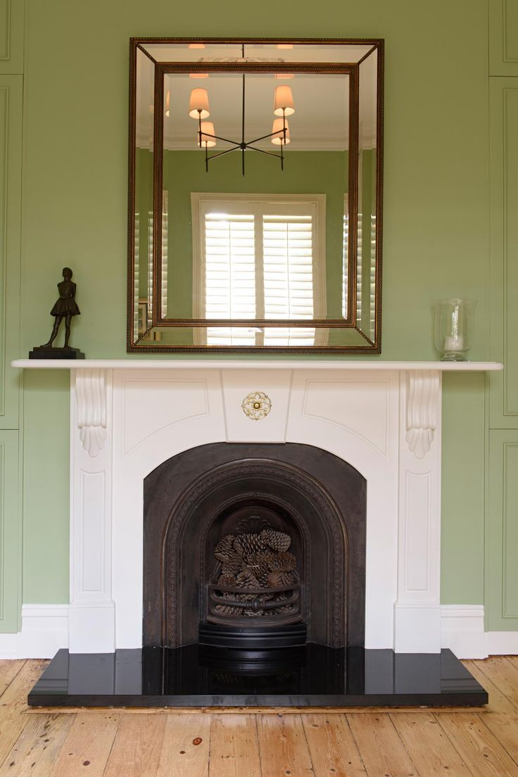 Armadale Sitting Room, Fire Place, By Kimpton Interiors