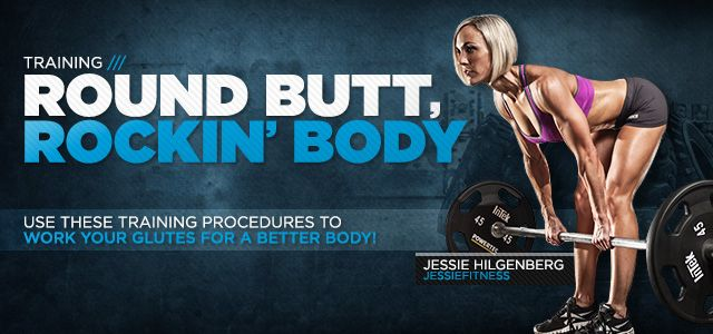Bodybuilding.com - Round Butt, Rockin' Body: Glute Training For Women  Need a glutes routine? Check out this one that I wrote for Bodybuilding.com