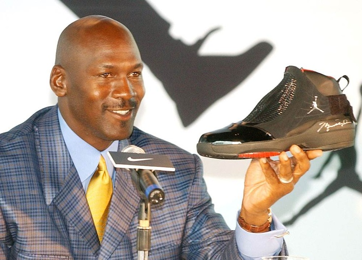 How Did Michael Jordan Started His Shoe Company