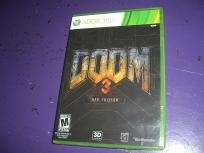 Doom 3 BFG Edition game for Xbox 360 Complete Excellent Condition FREE SHIPPING