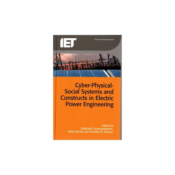 Cyber-Physical-Social Systems and Constructs in Electric Power Engineering (Hardcover)