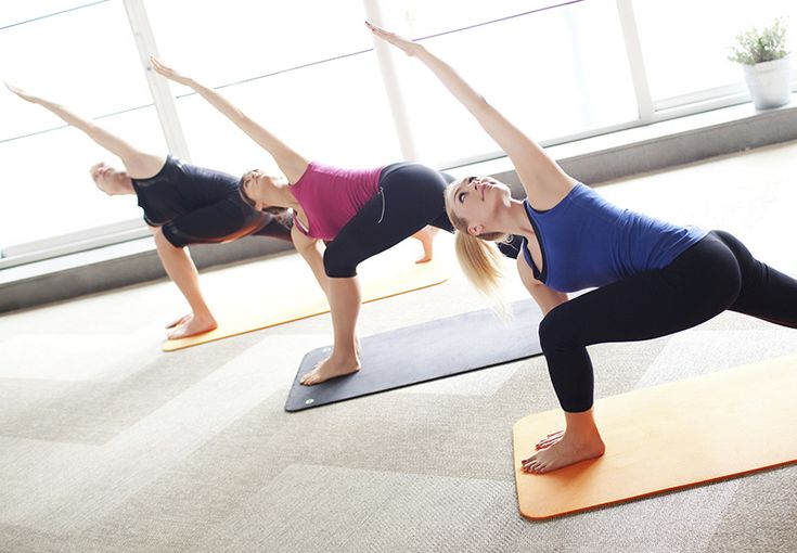 5-Class Pass OR One-Month of Unlimited Hot Yoga Classes at Yaletown Location