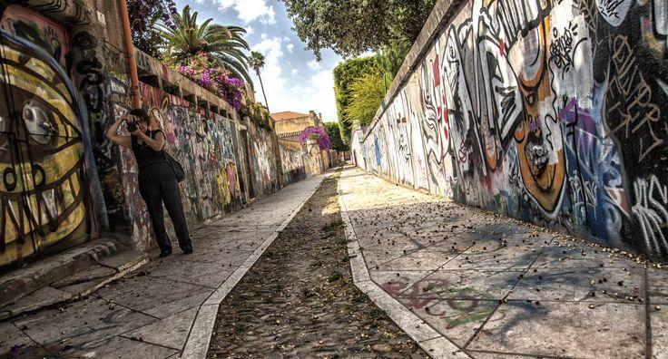 Cagliari -- Via San Saturnino