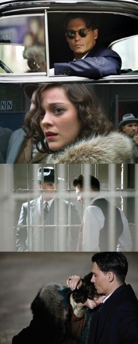 Public Enemies, 2009 (dir. Michael Mann)