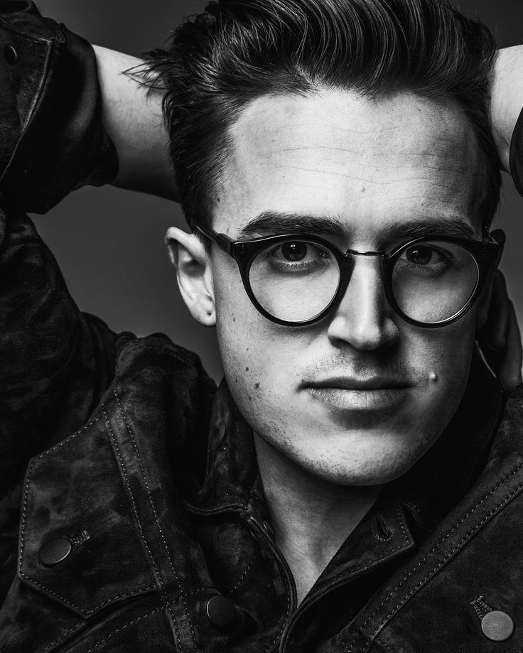 Tom Fletcher photo shoot mcfly anthology tour