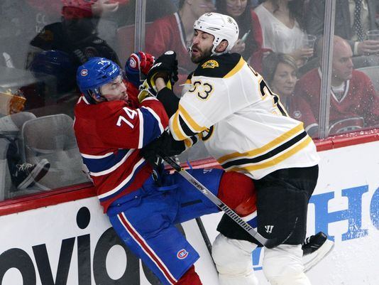 SPORTS CR3W: Canadiens force Game 7 with 4 - 0 Win over Bruins