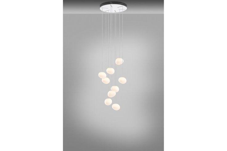 Gregg Piccola Suspension Lamp by Ludovica & Roberto Palomba for Foscarini