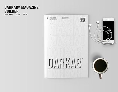 "Check out new work on my @Behance portfolio: ""Darkably Magazine Builder"" http://be.net/gallery/59879997/Darkably-Magazine-Builder"