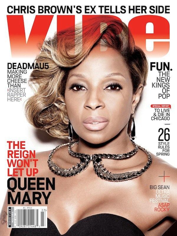 Cheetah Blige -Bootylicious mag