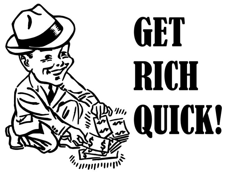 get-rich-quick-25310436 by Bruce Kasanoff via Slideshare
