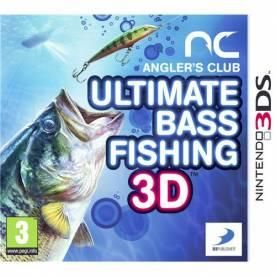 Anglers Club Ultimate Bass Fishing 3D Game 3DS | http://gamesactions.com shares #new #latest #videogames #games for #pc #psp #ps3 #wii #xbox #nintendo #3ds