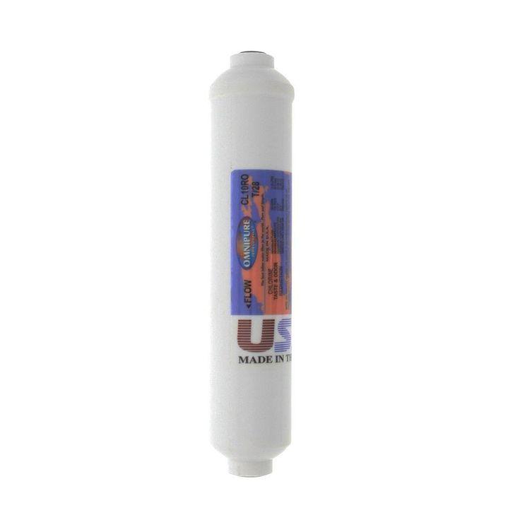 CL10ROT28-A GAC Inline Water Filter