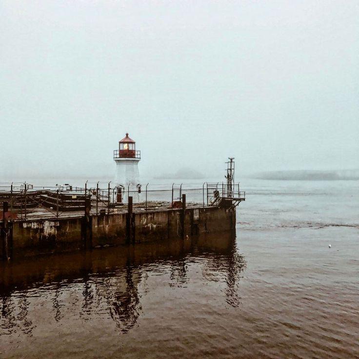 Saint John River. (at Bay of Fundy)