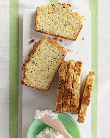 Zucchini-Parmesan Loaf | Food and Recipes | Pinterest