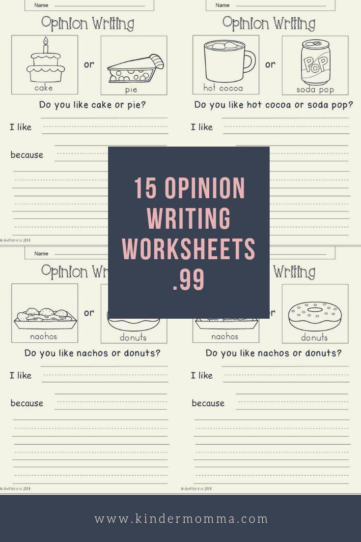 Opinion Writing Bundle Kindermomma Com Writing Bundle Opinion Writing Expository Writing [ 1102 x 735 Pixel ]