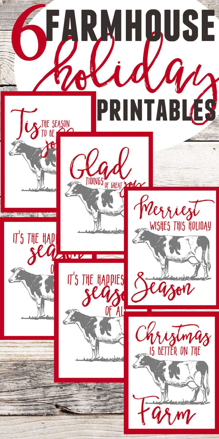 642 best printables images on Pinterest | Christmas cards ...