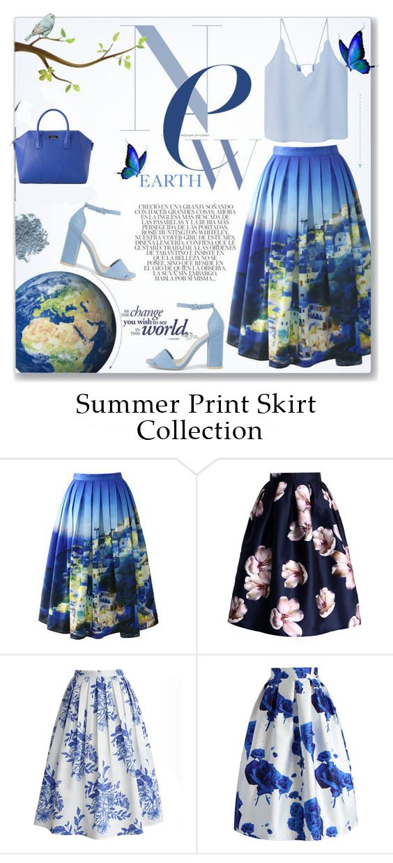 Summer Skirt Collection