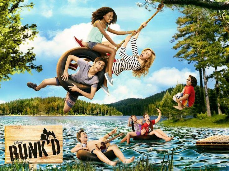 Preestreno de Acampados (Bunk'd) en Disney Channel