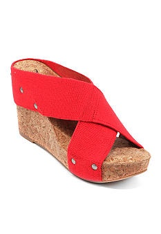 lucky brand miller wedge sandal the most comfortable